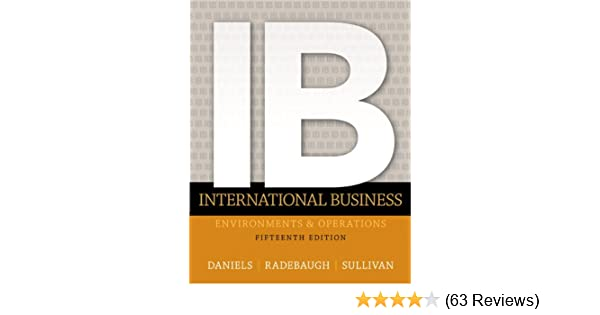 International business 15th edition 9780133457230 economics international business 15th edition 9780133457230 economics books amazon fandeluxe Image collections