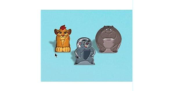 Amazon.com: Lion Guardia Finger Puppets: Toys & Games