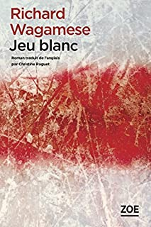 Jeu blanc : roman