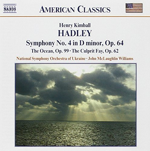 John Williams - American Classics Henry Kimball Hadley By National Symphony Orchestra Of Ukraine - Zortam Music