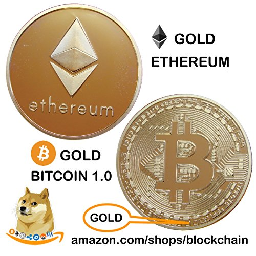 Gold Bitcoin + GOLD ETHEREUM - Cryptocurrencies You Hold