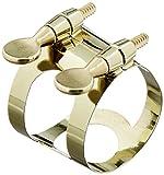 American Plating 336G Tenor Sax Gold Ligature