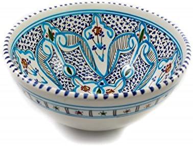 Ensaladera turquesa cerámica: Amazon.es: Hogar