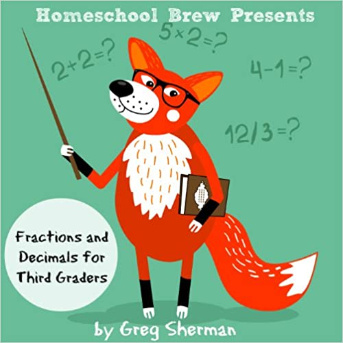 Download Fractions and Decimals for Third Graders PDF, azw (Kindle), ePub, doc, mobi