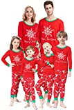 Matching Family Pajamas Christmas Boys and Girls Pyjamas 2 Piece PJs for Women XS