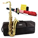 Legacy TS750 Student/Intermediate Tenor Saxophone with Case, Accessories