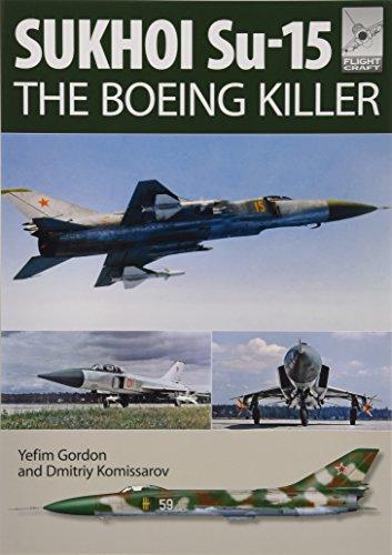 Sukhoi Su-15: The 'Boeing Killer' - Kit Fighter Soviet