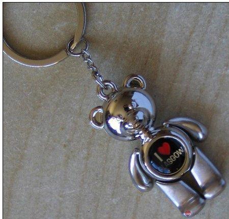 流行に  I B007V6BDVQ Love Glasgow Jointed Teddy Keyring Jointed Keyring B007V6BDVQ, 江刺市:a0676d31 --- yelica.com