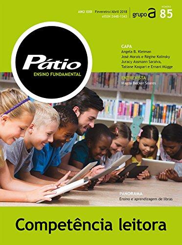Revista Pátio Ensino Fundamental 85: Competência leitora (PEF)