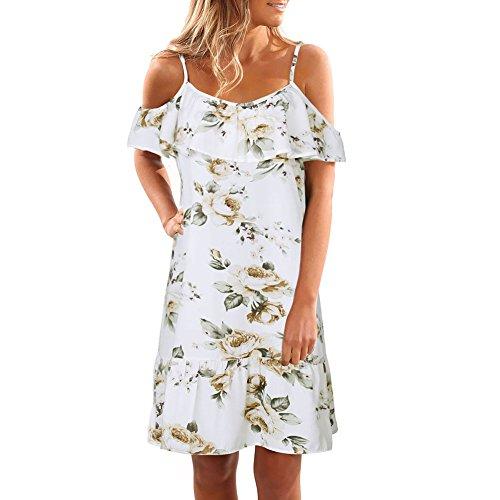 casual a line summer dresses - 9