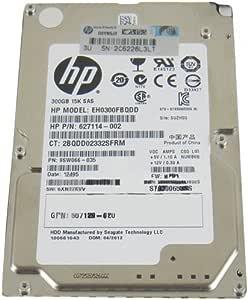 1 Year Warranty HP BF3008B26C 300GB 15K U320 SCSI HS HDD W//Tray