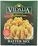 Vidalia Brand Sweet Onion Batter Mix, 16-Ounce (Pack of 6)