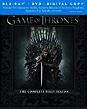 Game of Thrones: Season 1 (Blu-ray/DVD Combo + Digital Copy)