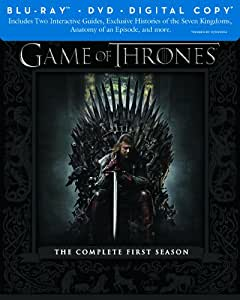 Game of Thrones: Season 1 (Blu-ray/DVD Combo + Digital Copy)