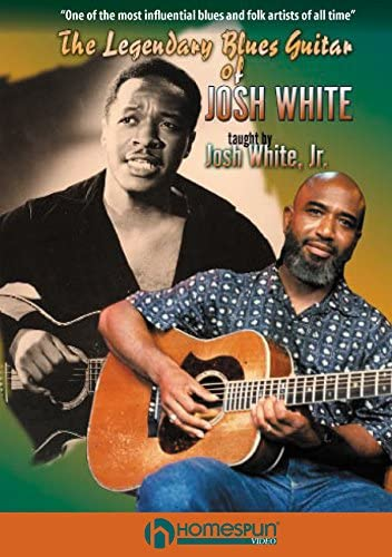 The Legendary Blues Guitar of Josh White: Classic Blues & Folk Arrangements [Instant Access]