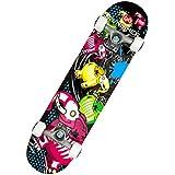 Punisher Skateboards Elephantasm  Complete 31-Inch Skateboard All Maple