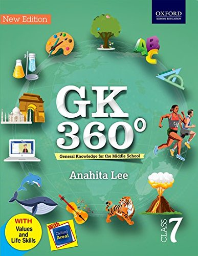 Download GK 360° FOR CLASS 7 pdf epub