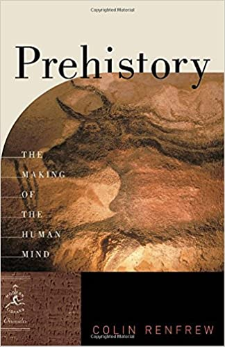 Book Prehistory: The Making of the Human Mind (Modern Library Chronicles)