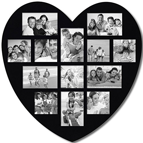 Heart Shaped Picture Frame: Amazon.com