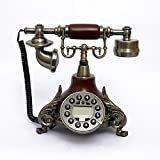 Antique continental fashion Princess telephone phone home fixed landline , d