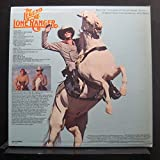 LEGEND OF THE LONE RANGER (ORIGINAL SOUNDTRACK LP, 1981)