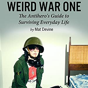 Weird War One Audiobook