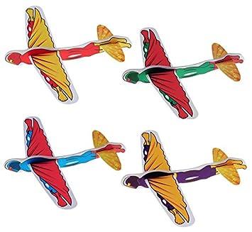 Superhelden Styroporflieger Styroporflugzeug Styropor Flieger Flugzeug Held Spielzeug Großhandel & Sonderposten