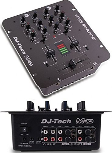 DJTech M10USB DJ Mixer