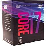 Intel Core i7-8700 Desktop Processor 6 Cores up to 4.6 GHz LGA 1151 300 Series 95W
