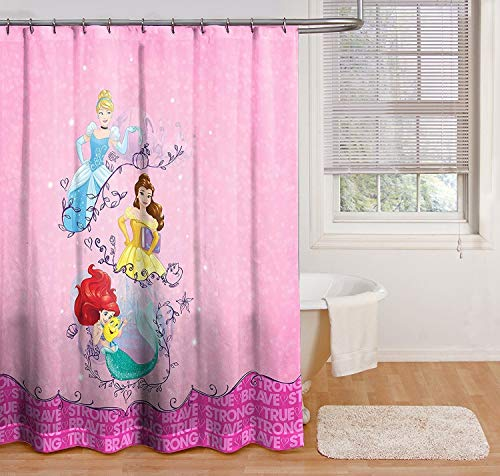 Disney Princess Dream Shower (Franco Shower Curtain)
