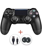 Zcity PS4 Controller, Wireless Gamepad Controller Dualshock Bluetooth Wireless Game Controller for Playstation 4 (Black)