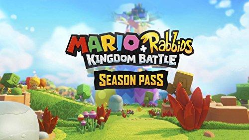 Mario   Rabbids Kingdom Battle  Season Pass   Nintendo Switch  Digital Code
