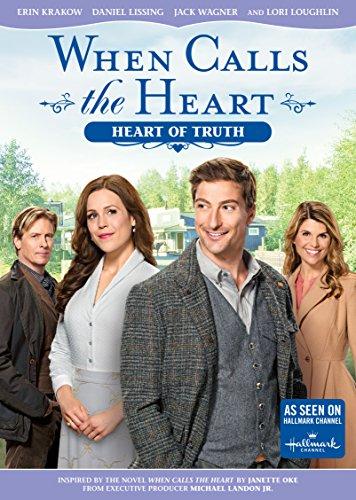 DVD : When Calls The Heart: Heart Of Truth (Widescreen)