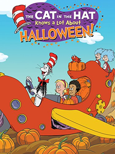 The Cat in the Hat Knows a Lot About Halloween! -