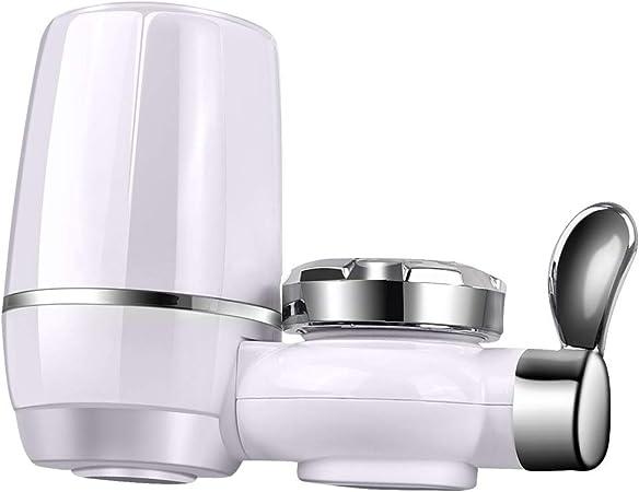 PowerDoF - Filtro de agua para grifo, purificador de agua de alta ...