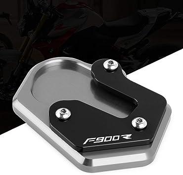 Cxepi Motorrad Seitenständer Vergrößern Fuß Verbreiterung Ständer Platte Pad Für B M W F900r F900xr 2020 Auto