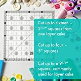 Creative Grids Perfect 10 Quilting Ruler Designed
