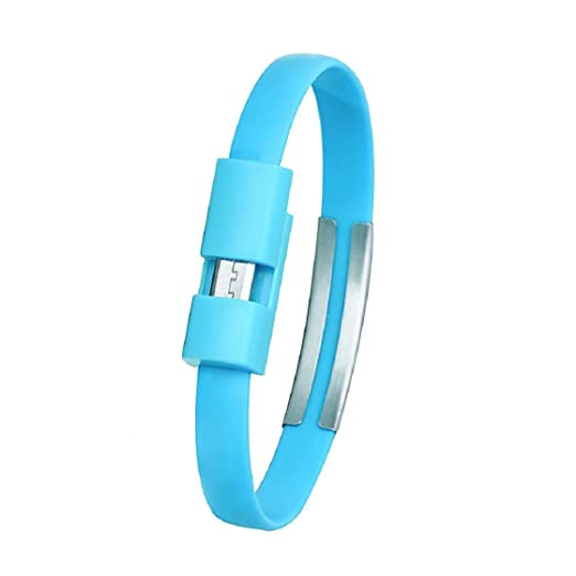 32 opinioni per Sannysis® Wristband Micro Caricatore USB cavo di carico di sincronizzazione di