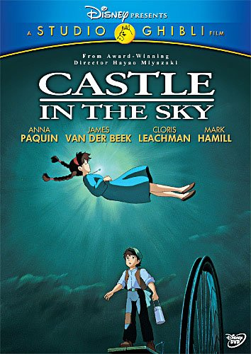 Castle in the Sky James Van Der Beek Anna Paquin Cloris Leachman Mark Hamill