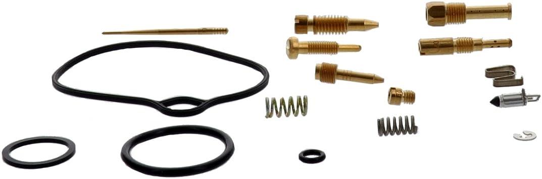 Carburetor Carb Repair Kit 2007-2009 Kawasaki KFX 90