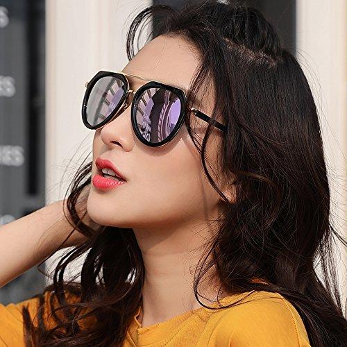 libre la viaje de 03 aire la Color de moda gafas grandes de 01 de luz sol Gafas al polarizada retra ZHIRONG wITHq6xzpn