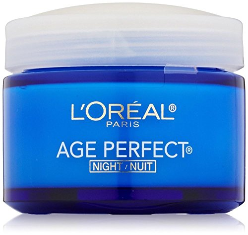 Lor Age Perf Nght Crm W/C Size 2.5z Loreal Age Perfect Night Cream W/Collagen 2.5z