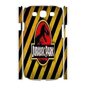 Samsung Galaxy S3 I9300 Phone Case jurassic park Q6A1158488