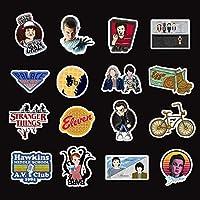 Stranger Things Sticker Set Anime Toy Sticker Bagage Skateboard Motorfiets Laptop Waterdichte Sticker 50 stks