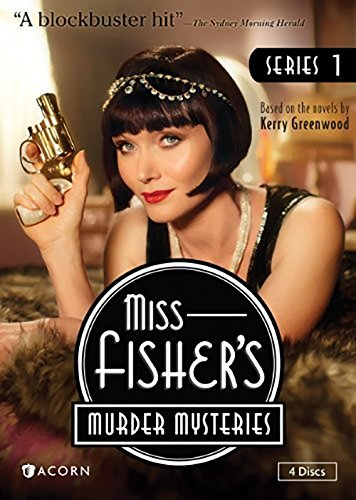 Miss Fisher's Murder Mysteries 1 -