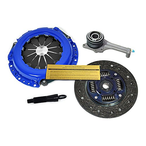 EFT STAGE 1 SPORT CLUTCH KIT & SLAVE 02-03 MITSUBISHI LANCER ES LS OZ RALLY 2.0L