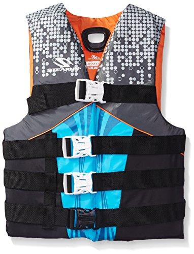 Stearns Women's Infinity Series Boating Vest, Blue, XX-Large/3X-Large