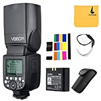 Godox V860II-O 2.4G TTL Li-on Battery Camera Flash Speedlite Compatible Olympus Panasonic Cameras