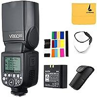 GODOX V860II-O 2.4G TTL Li-on Battery Camera Flash Speedlite for Olympus Panasonic Cameras