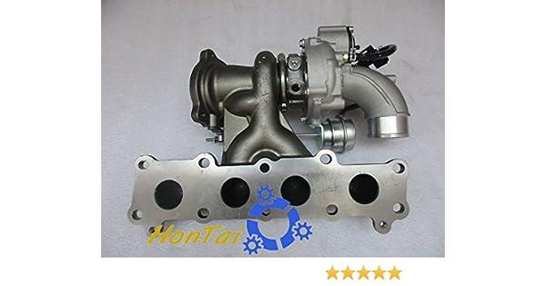 Amazon.com: New Turbo For Land Rover Evoque Ford Mondeo AJ-i4D B4204T7 Ecoboost 2.0L: Automotive